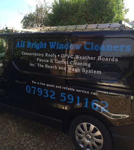 Window Cleaning Maidstone - All Bright Window Cleaners - West Malling